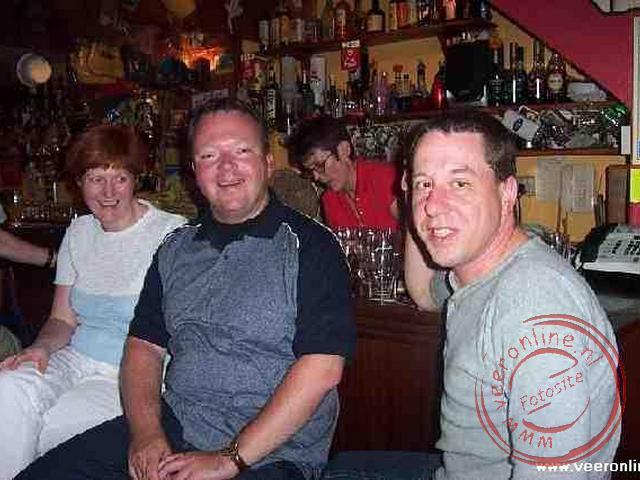 Ellen, Ronald en Wim