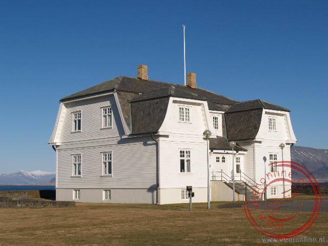 Het Höfdi house in Reykjavik werd bekend door de topontmoeting tussen Reagan en Gorbatsjov in 1986