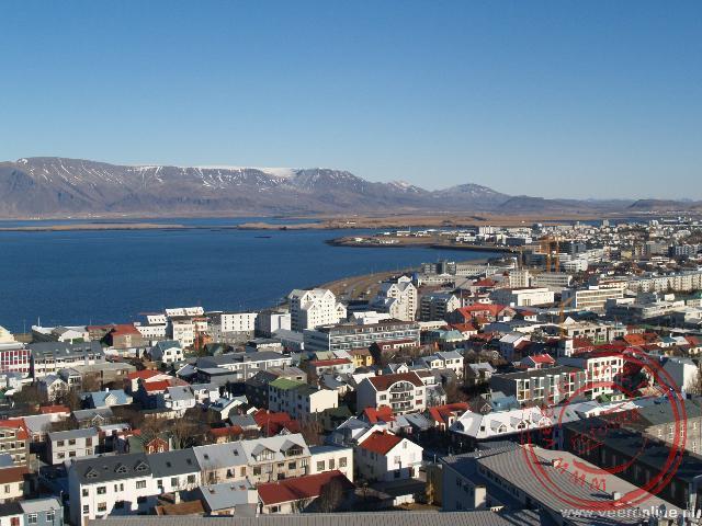 Een blik op Reykjavik
