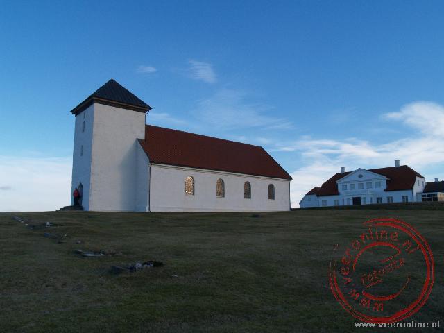 Bessastadir, de residentie van de IJslandse president