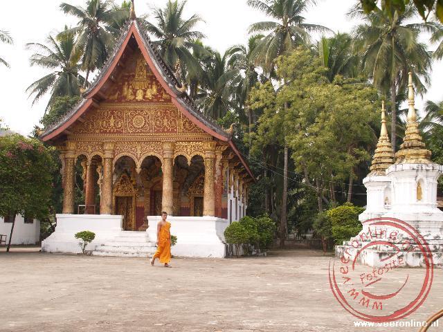 De wat kleine Wat Paa Phai tempel