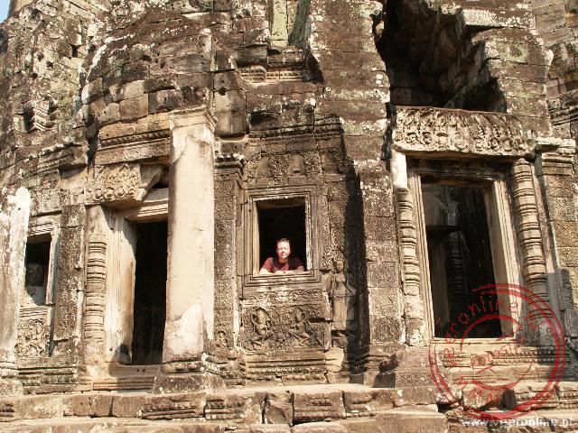 De Bayon tempel