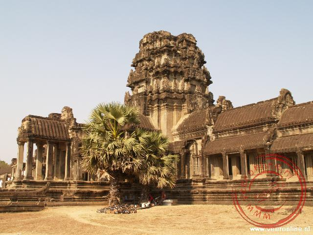 De beroemde Angkor Wat tempel