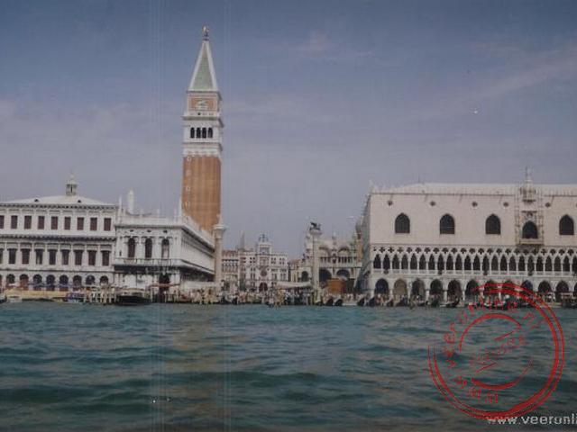 Venetië vanaf het water