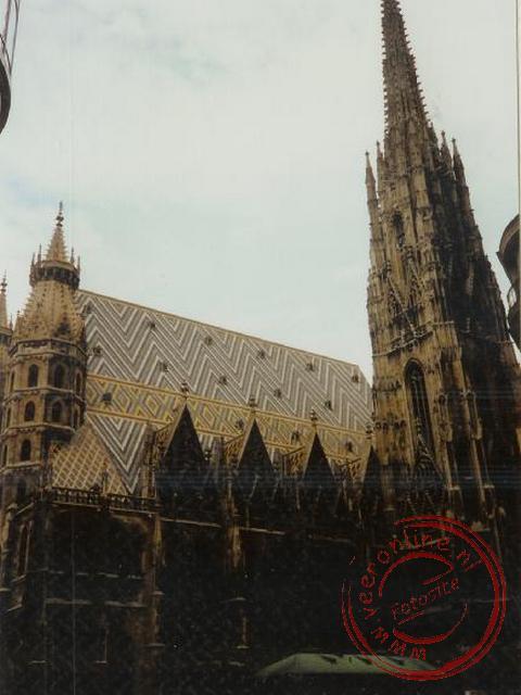 De Stephansdom in Wenen