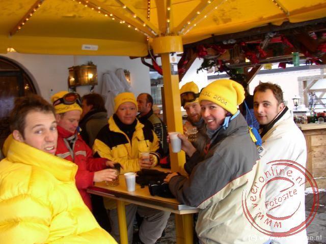 De Après Ski bar in Ischgl
