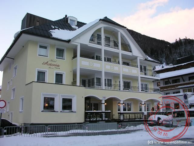 Wintersport Ischgl - Hotel Astoria in Ischgl