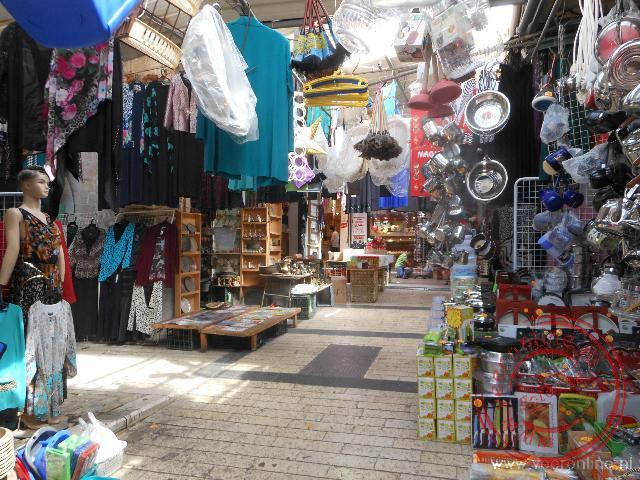 De bazaar van Nazareth