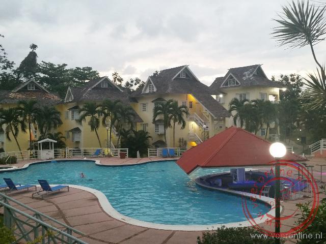 Het hotel bij Ocho Rios