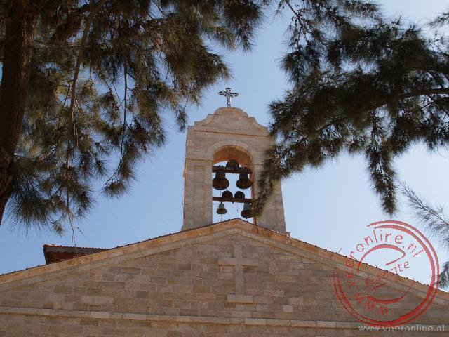 Grieks-Orthodoxe Sint-Georgiuskerk in Madaba