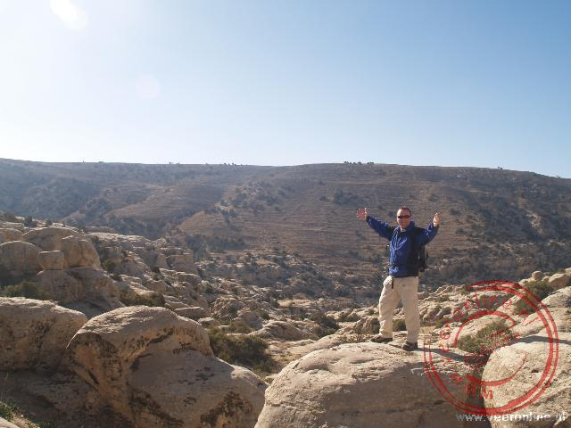 Rondreis Jordanië - Het national park in Dana