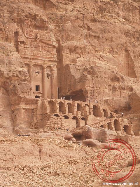 De Urn Tombe is de grootste royal tombe