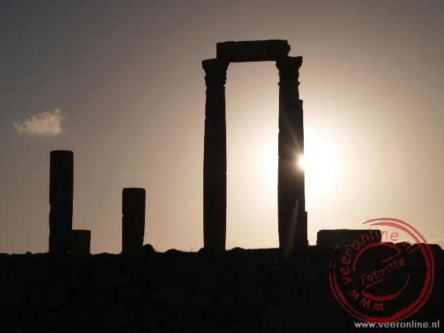 De Citadel van Amman