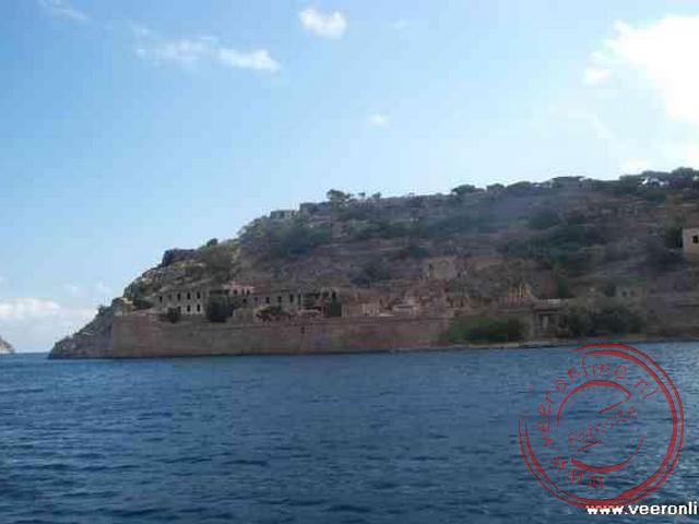 Het eiland Spinaloga