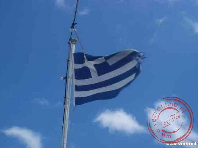 Veeronline nl Reisavonturen   De Griekse vlag