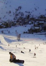Wintersport Les 2 Alpes -