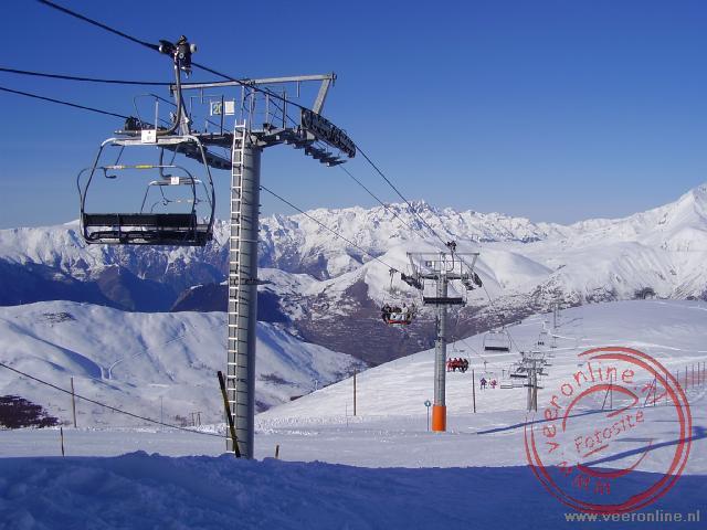Stoeltjeslift Les 2 alpes