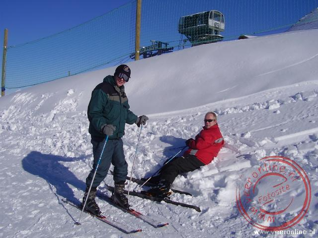 Wintersport Les 2 Alpes - Ron en Bart