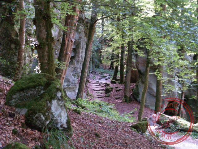 Reisavonturen luxemburg klein zwitserland for Vakantie luxemburg