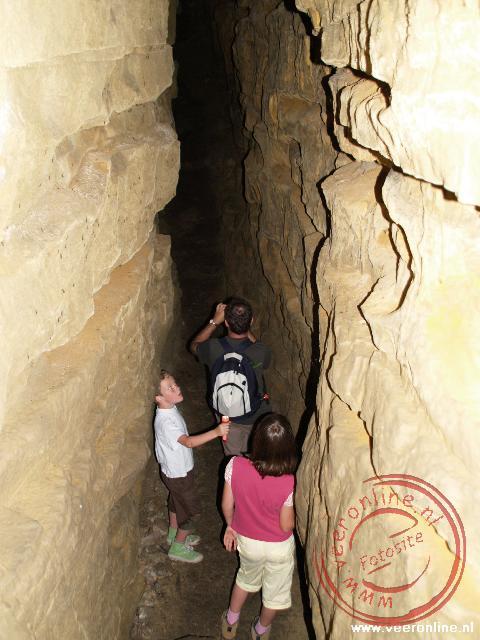Diep in de grot