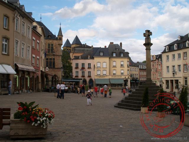 Reisavonturen centrum echternach for Vakantie luxemburg