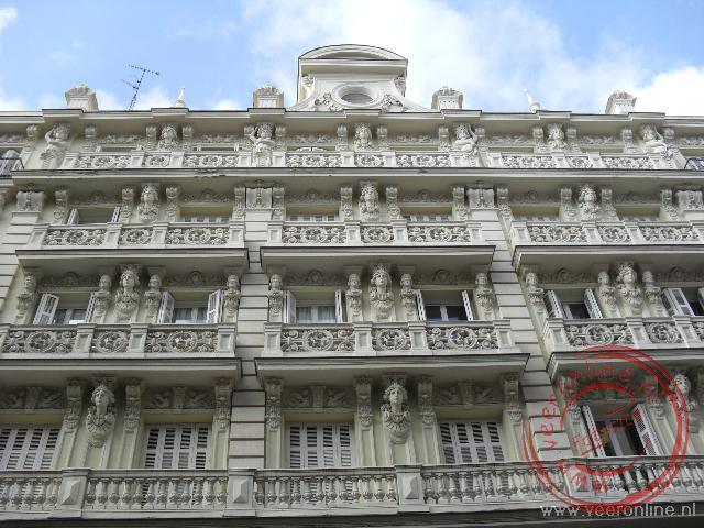 Een prachtige oude façade