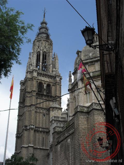 De imposante kathedraal van Toledo