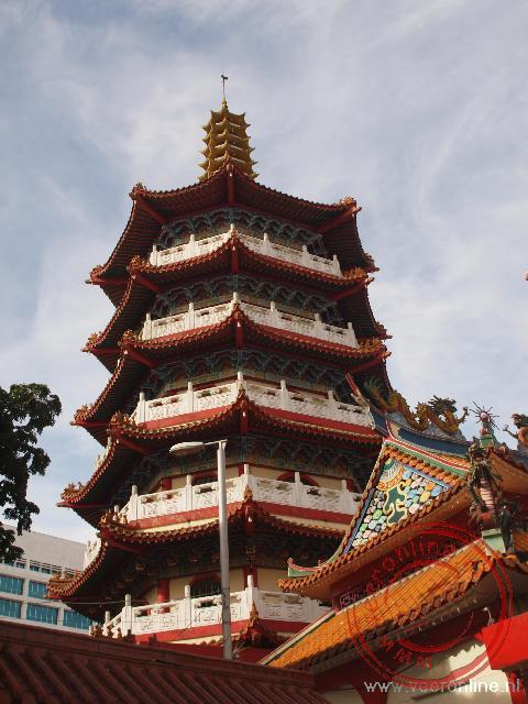 Tua Pek Kong Tempel van Sibu is een taoïstische tempel in de Maleisische stad Sibu.