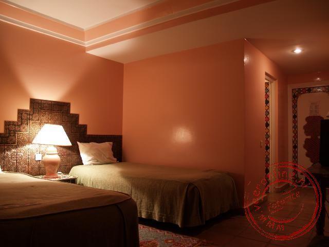 De luxe hotelkamer