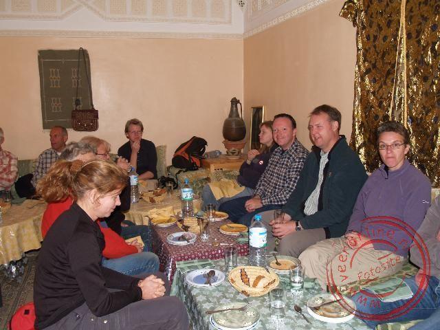 Een Marokaanse lunch