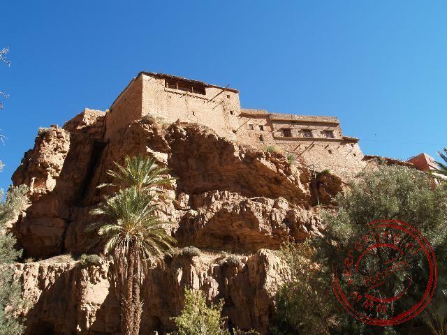 Een huis op de rots