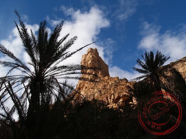 De kleine Agadir bij Amtoudi