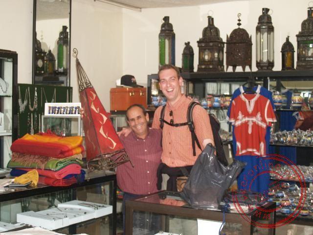Souvenirs kopen in Agadir