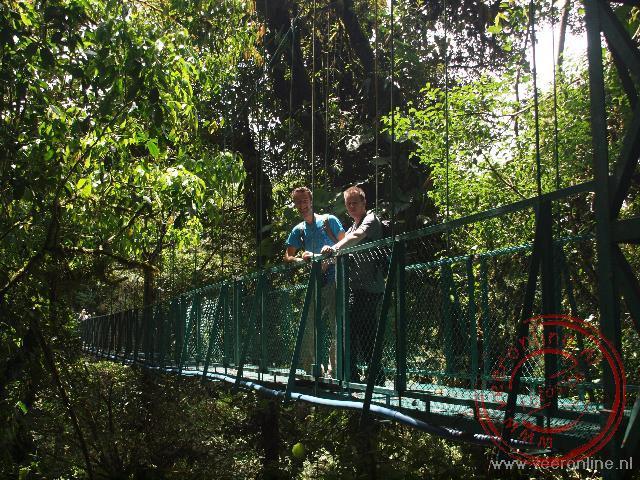 Een wandeling door het nevelwoud van Monteverde