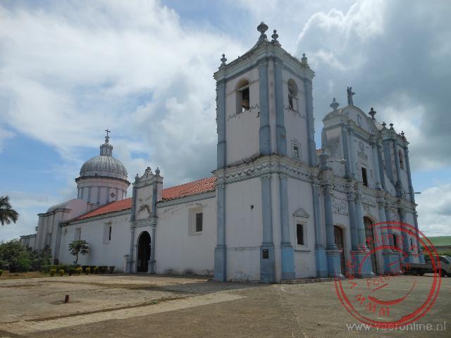 De Iglesia Parroquial de San Pedro kathedraal van Rivas