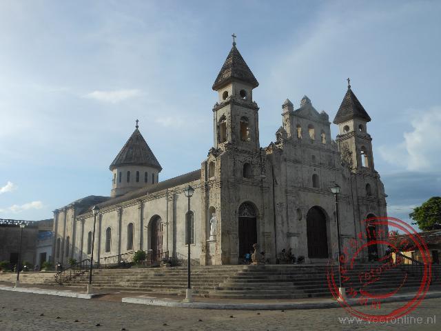 De Iglesia de Guadalupe in Granada