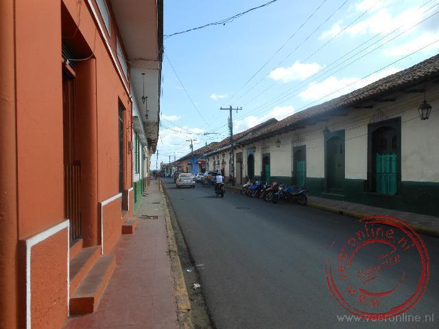 Het kleurrijke straatbeeld van León