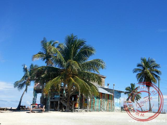 Bar the Lighthouse op Caye Caulker