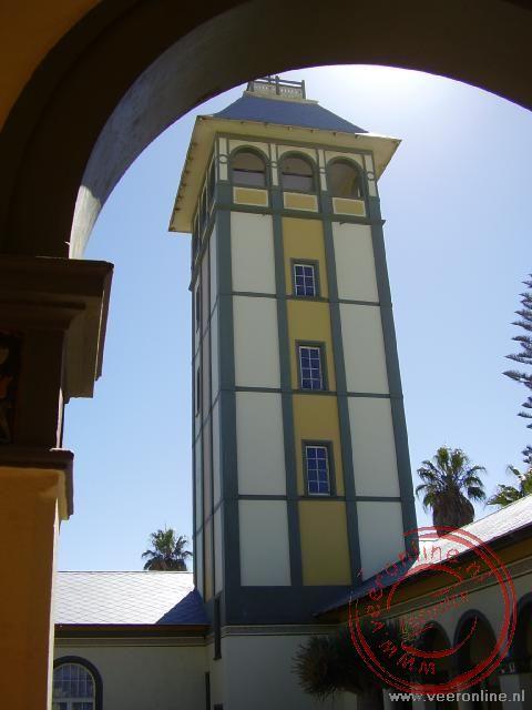 De Woermann toren in Swakopmund