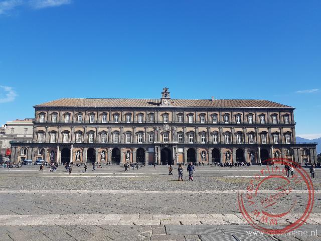 Het Palazzo Reale di Napoli