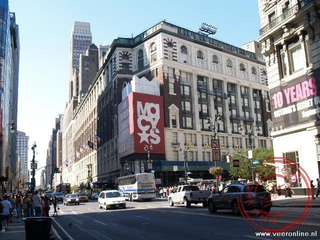 Het grootste warenhuis ter wereld : Macy s