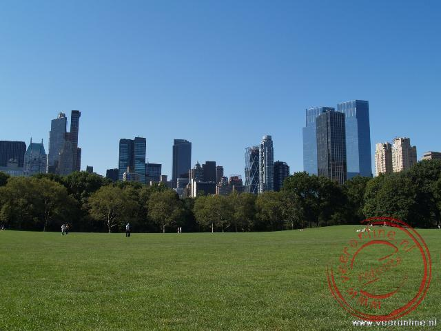 Stedentrip New York - Central Park : De rust in de drukke stad