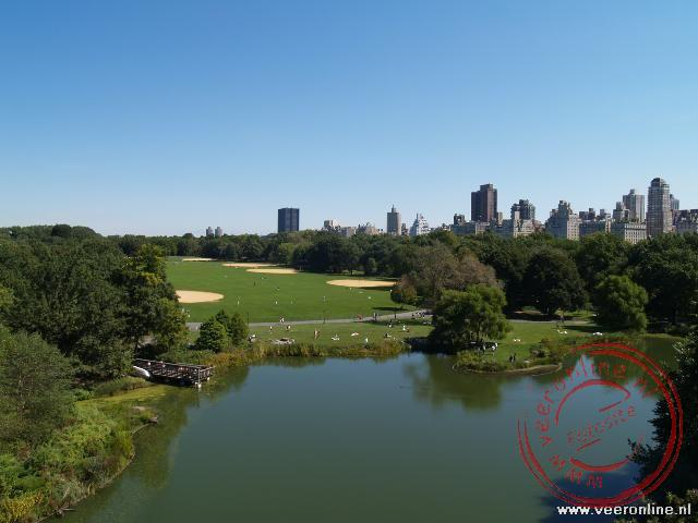 De groene oase van Central Park