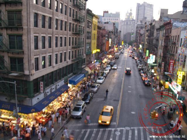 Stedentrip New York - De levendige handel in China Town