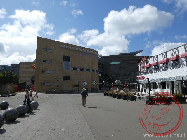 Het Te Papa museum in Wellington toont de geschiedenis van de Maori