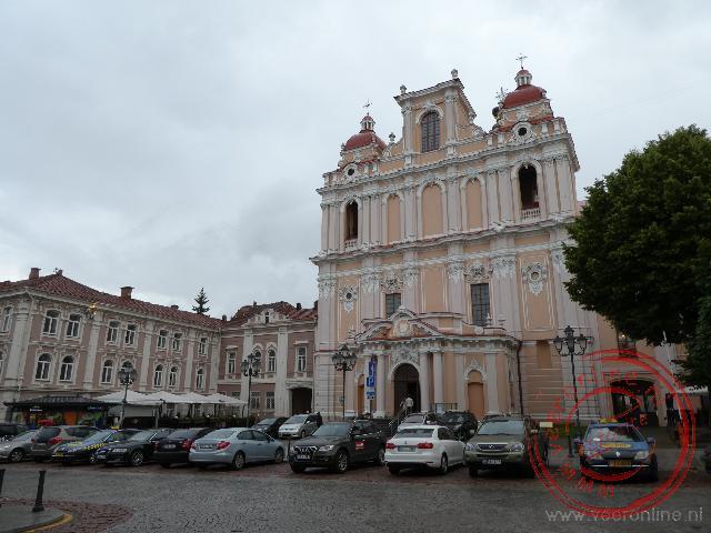 De Grote Sint Kazamirrkerk in Vilnius