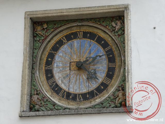 De oudste klok van de stad Tallinn