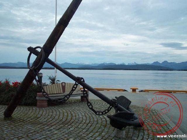 De haven van Molde
