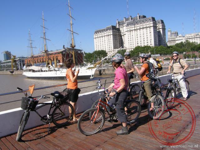 Een fietstocht door Buenos Aires