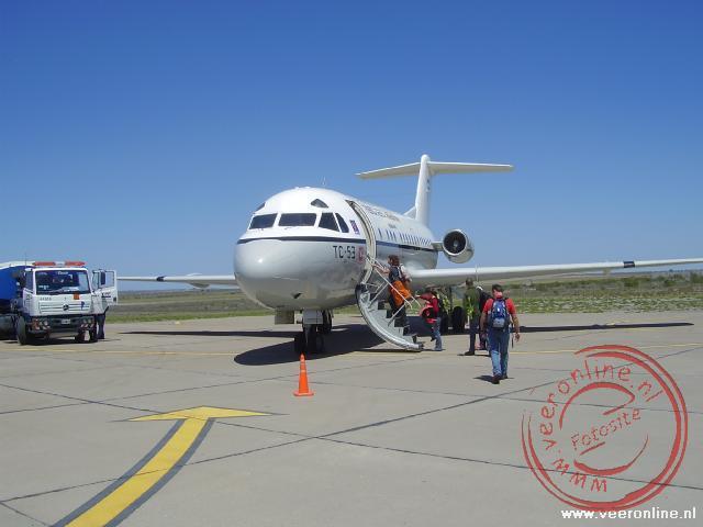 Met het vliegtuig naar de meest zuidelijke stad ter wereld: Ushuaia